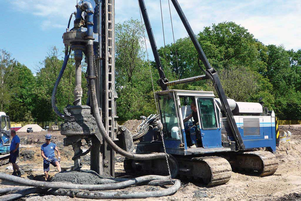 Piling and Drilling Rigs | PVE Equipment USA | PVE Equipment USA